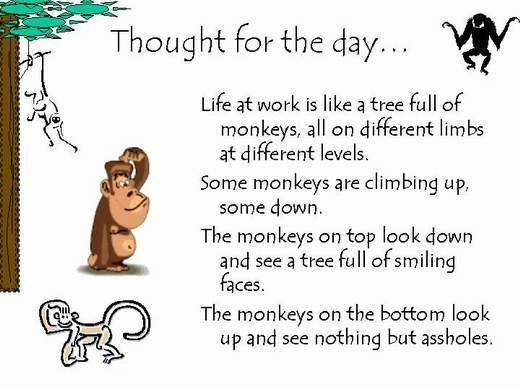 As We Look Upward - Deep Thought