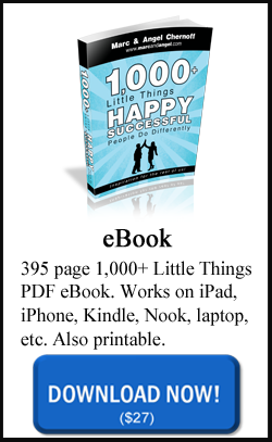 1000 Little Things eBook